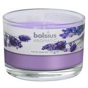 Ly nến thơm tinh dầu Bolsius 155g QT024878 hoa oải hương