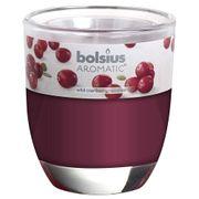 Ly nến thơm tinh dầu Bolsius 105g QT024346 nam việt quất