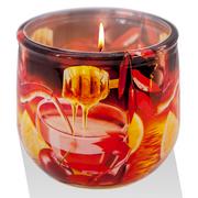 Ly nến thơm tinh dầu Bartek 100g QT025833 trà hoàng gia
