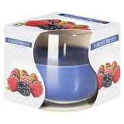 Ly nến thơm tinh dầu Bispol 100g QT024773 trái cây rừng