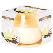 Ly nến thơm tinh dầu Bispol 100g QT024456 hương hoa vani