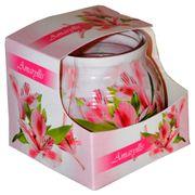 Ly nến thơm tinh dầu Admit 85g QT04536 hoa thủy tiên
