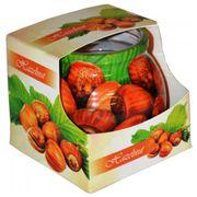 Ly nến thơm tinh dầu Admit 85g QT01881 hương hạt phỉ
