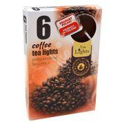 Hộp 6 nến thơm tinh dầu Tealight QT026107 hương cà phê