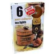 Hộp 6 nến thơm tinh dầu Tealight QT026122 hương hổ phách