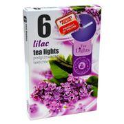 Hộp 6 nến thơm tinh dầu Tealight QT026079 hoa tử đinh hương