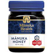 Mật Ong Manuka MGO 400 Manuka Health Nguyên Chất Mẫu Mới 250g