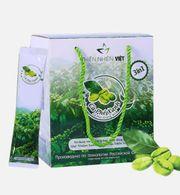 Cà phê xanh hỗ trợ giảm cân Thiên Nhiên Việt Hộp 30 gói