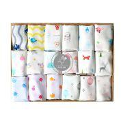 Khăn sữa cho bé Ozmam cotton tinh khiết chính hãng Hàn Quốc