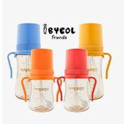 Bình ống hút tập uống cho bé Ibyeol Friends PESU chính hãng Hàn Quốc