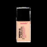 Kem Nền Australis Mỏng Nhẹ Fresh Flawless Foundation