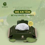 Khăn giấy ướt cho bé Enblanc chính hãng Hàn Quốc