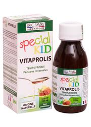 Siro Ho Special Kid Vitaprolis bảo vệ sức khỏe hô hấp cho bé