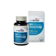 Vitamin và khoáng chất dành cho Nam Wellife Hàn Quốc 60 viên