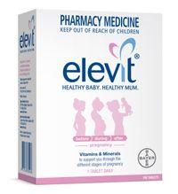 17 thành phần Elevit giúp mẹ mang thai khỏe mạnh, con thông minh