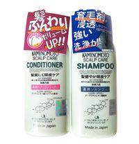 Bộ dầu gội và dầu xả hỗ trợ mọc tóc Kaminomoto Nhật Bản