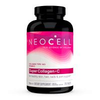 Super Collagen Neocell +C 6000 mg (mẫu mới)