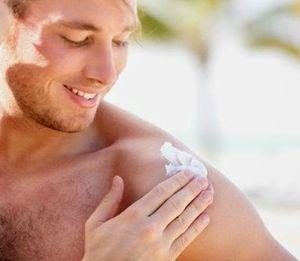 Kem chống nắng cho nam