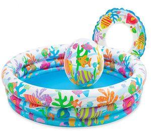 Bể bơi phao Intex cho bé