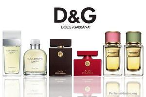 Nước hoa Dolce & Gabbana nam