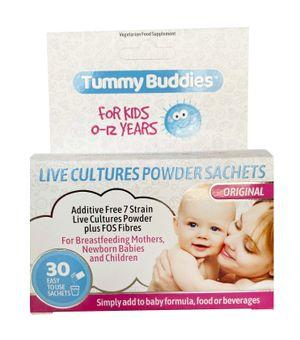 Tummy Buddies