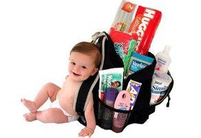 Túi đựng đồ cho bé