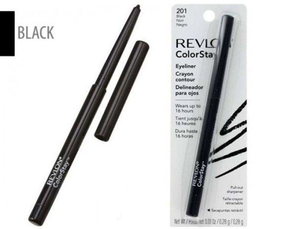 Chì kẻ mắt Revlon Color Stay Eyeliner Crayon dễ dàng sử dụng hàng ngày