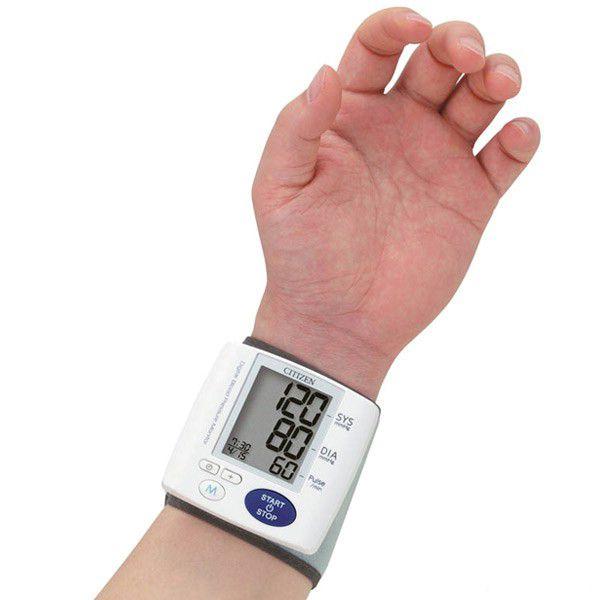 Thiết kế máy đo ở phần cổ tay cực tiện dụng