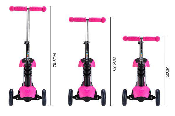 xe trượt scooter 3 in 1 cho trẻ em