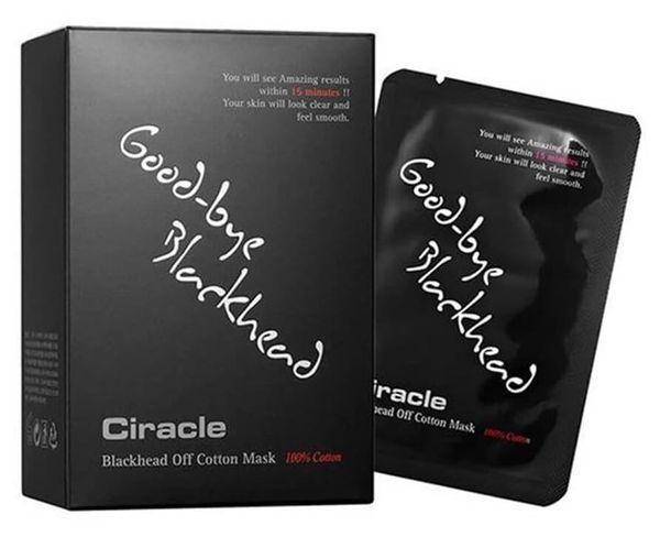 Combo 10 Miếng Dán Trị Mụn Đầu Đen Ciracle Goodbye Blackhead 1