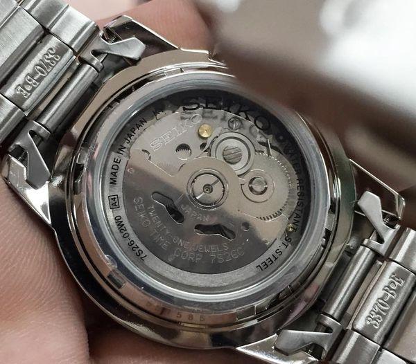 Đồng hồ Seiko 5 SNKE49 máy Automatic cho nam 3